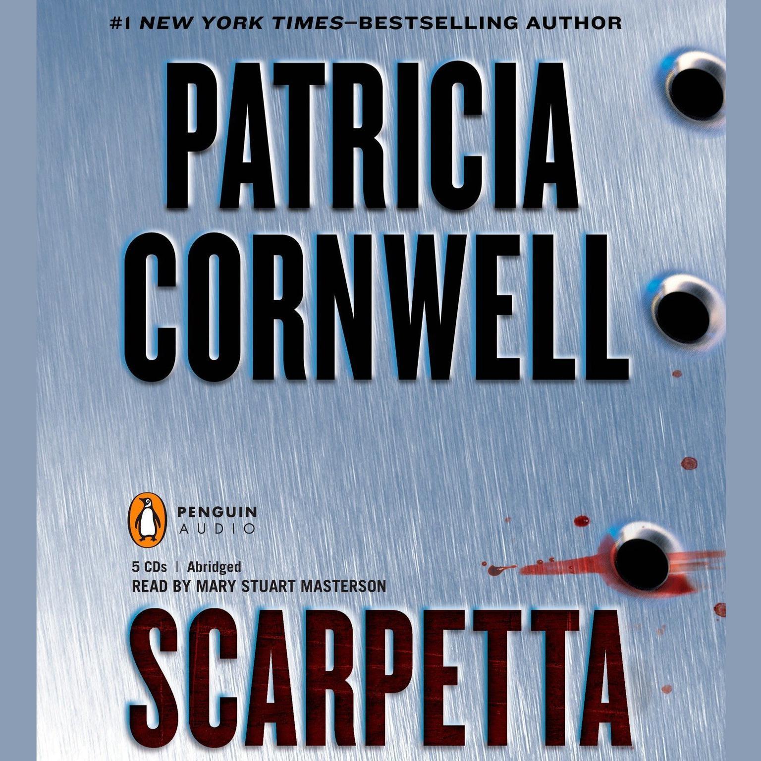 Printable Scarpetta: Scarpetta (Book 16) Audiobook Cover Art