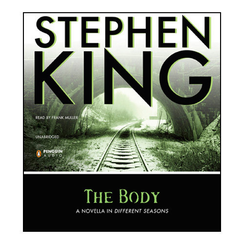 Printable The Body Audiobook Cover Art