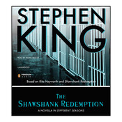 The Shawshank Redemption Audiobook, by Stephen King