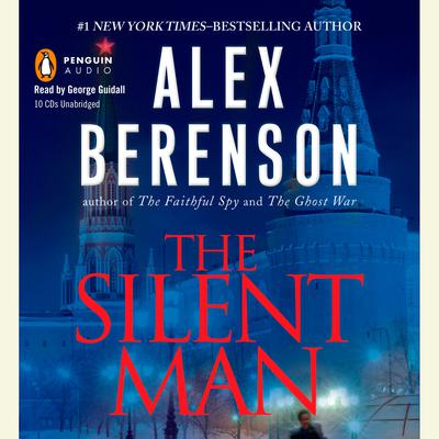 The Silent Man Audiobook, by Alex Berenson