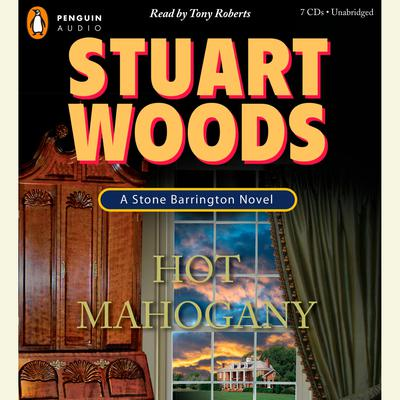 Hot Mahogany Audiobook, by Stuart Woods