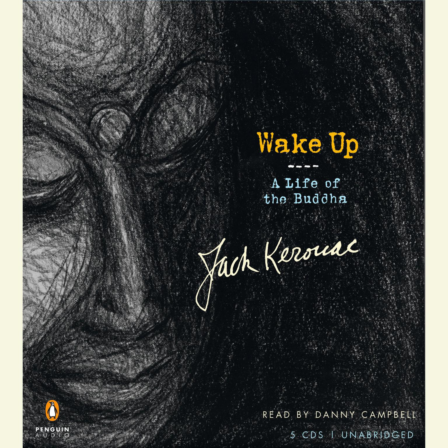 Printable Wake Up: A Life of the Buddha Audiobook Cover Art