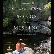 Songs for the Missing: A Novel Audiobook, by Stewart O'Nan