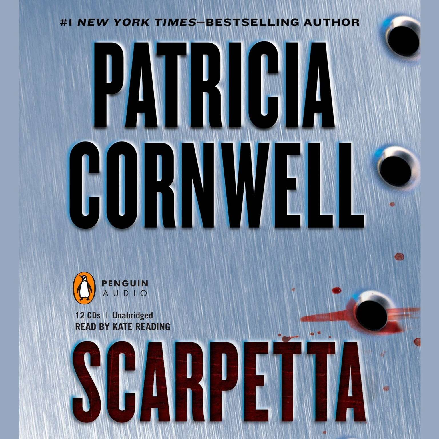 Printable Scarpetta: Scarpetta (Book 16) Audiobook Cover Art