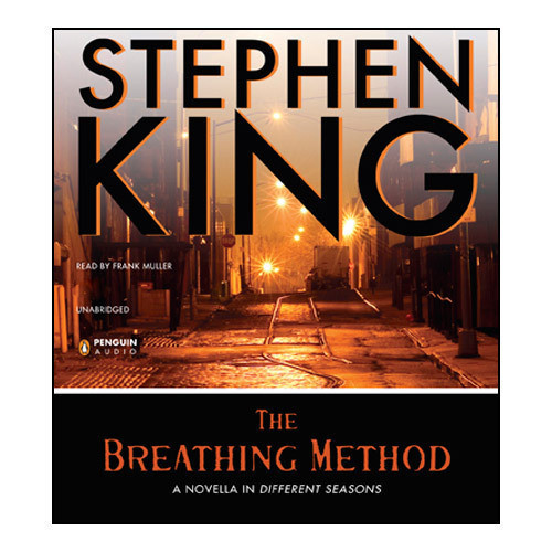 Printable The Breathing Method Audiobook Cover Art