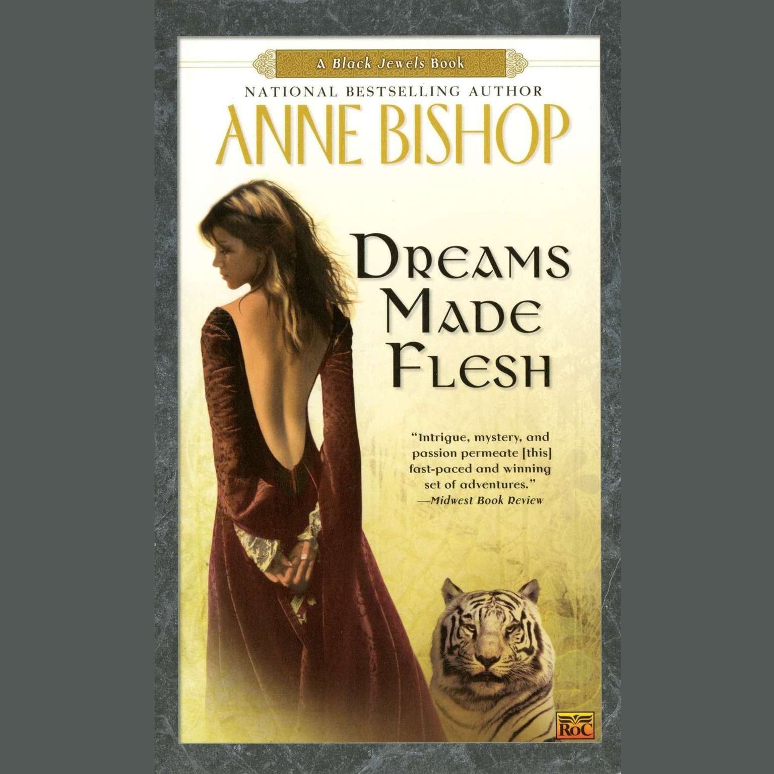 Printable Dreams Made Flesh Audiobook Cover Art