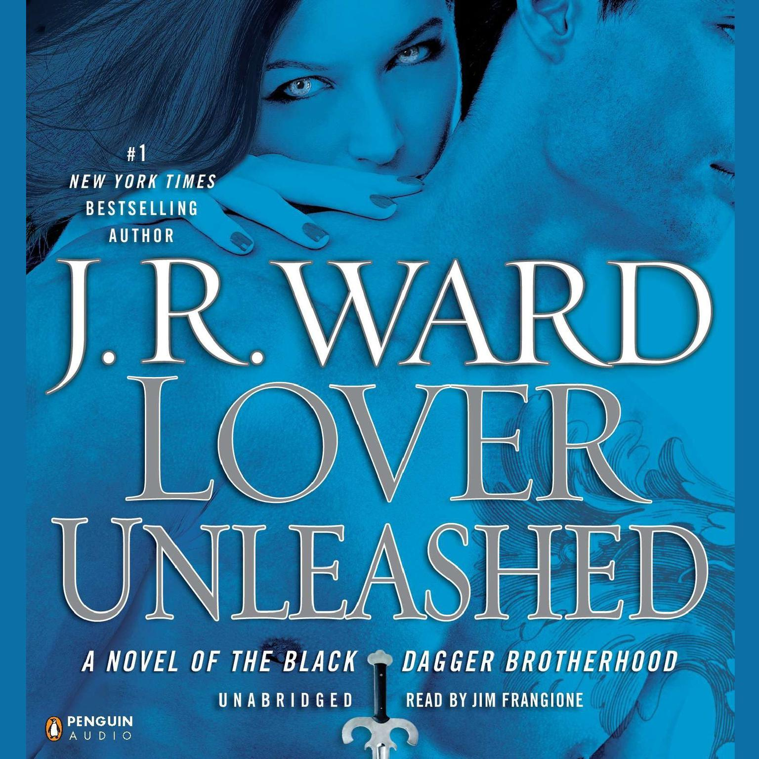 Printable Lover Unleashed: A Novel of the Black Dagger Brotherhood Audiobook Cover Art