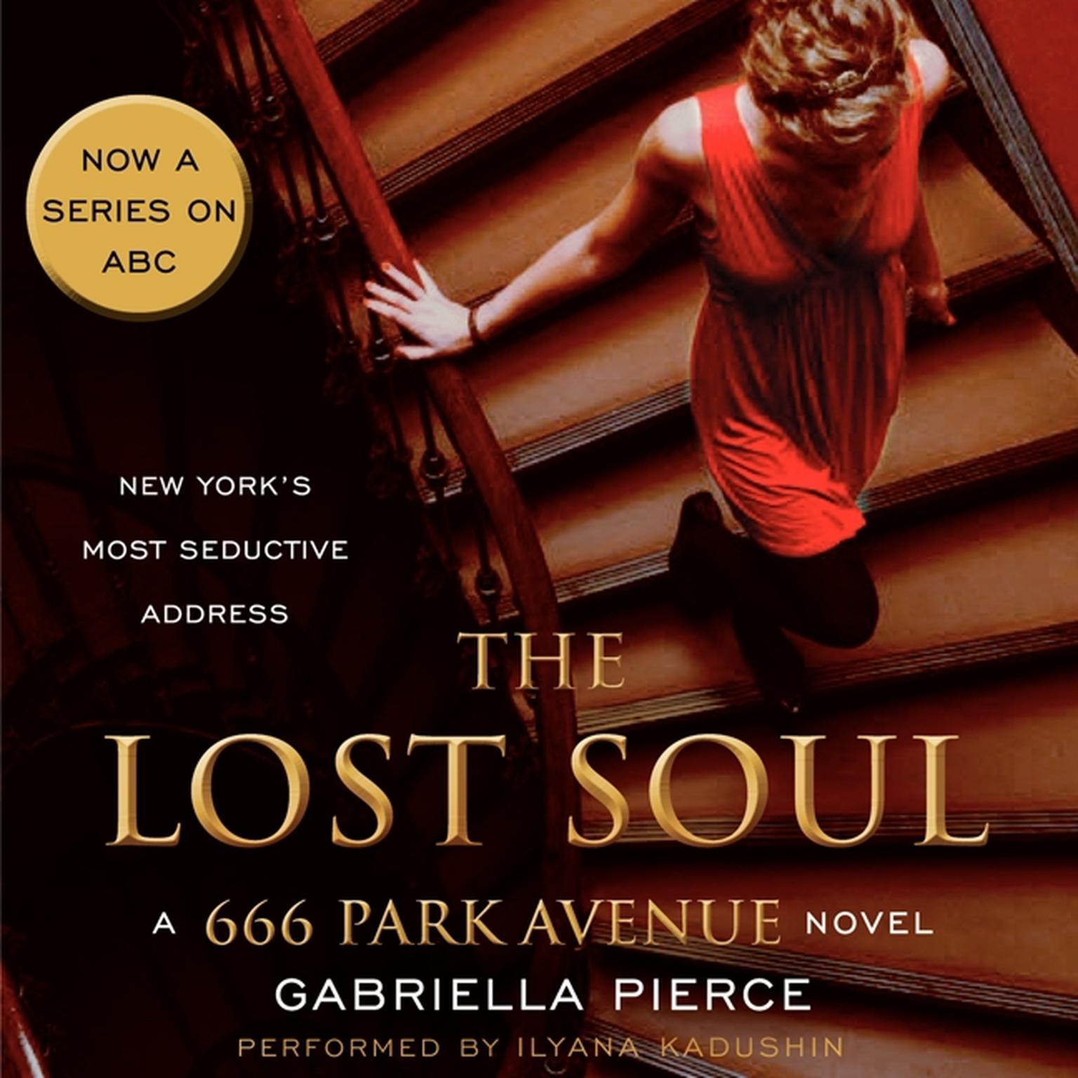 Printable The Lost Soul: A 666 Park Avenue Novel Audiobook Cover Art