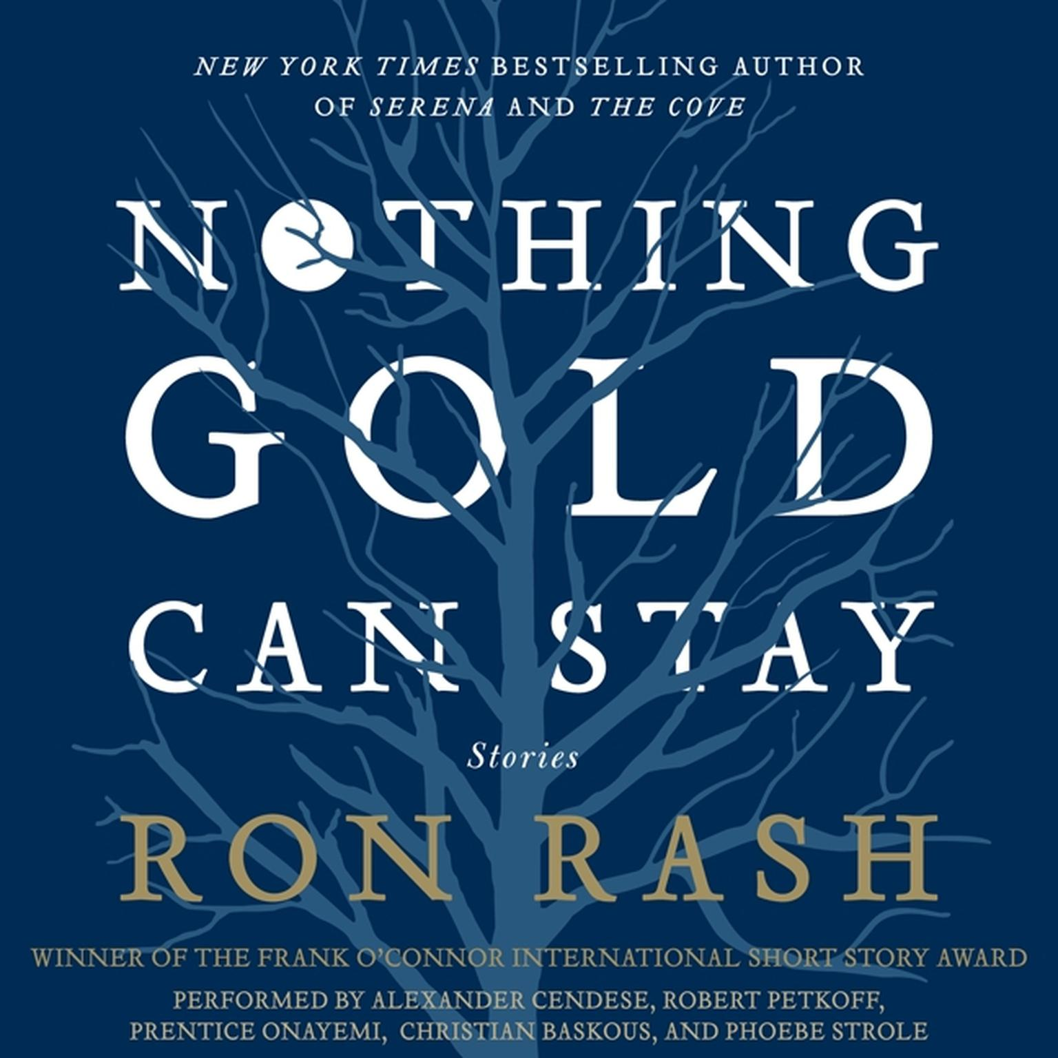 Printable Nothing Gold Can Stay: Stories Audiobook Cover Art