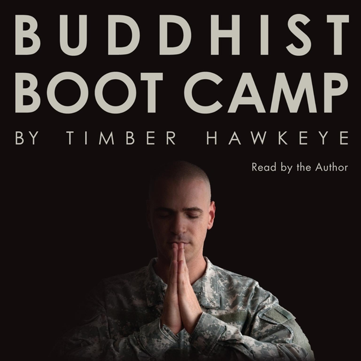 Printable Buddhist Boot Camp Audiobook Cover Art