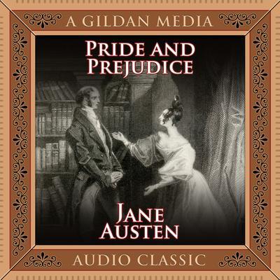 Pride and Prejudice Audiobook, by