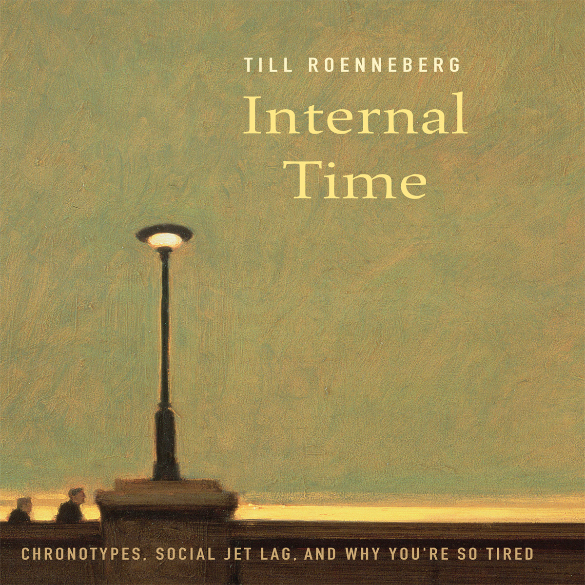 Printable Internal Time: Chronotypes, Social Jet Lag, and Why You're So Tired Audiobook Cover Art