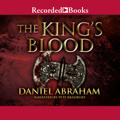 The King's Blood Audiobook, by Daniel Abraham