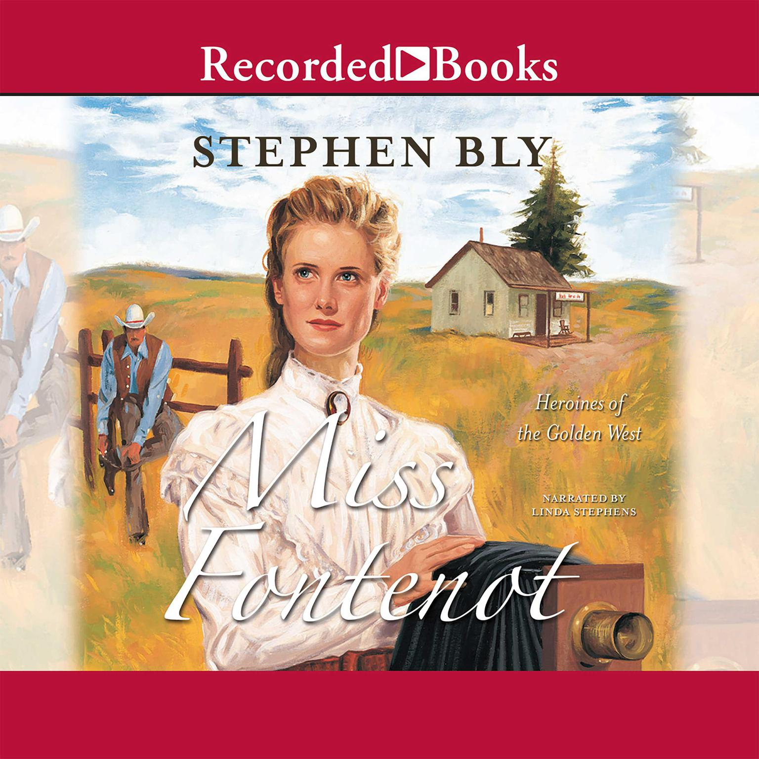 Printable Miss Fontenot Audiobook Cover Art