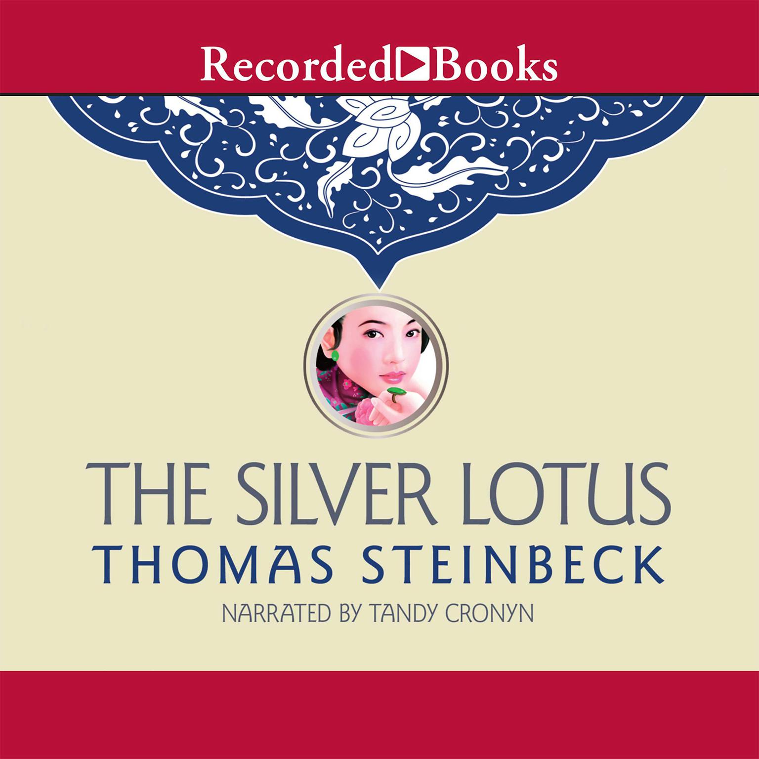 Printable The Silver Lotus Audiobook Cover Art
