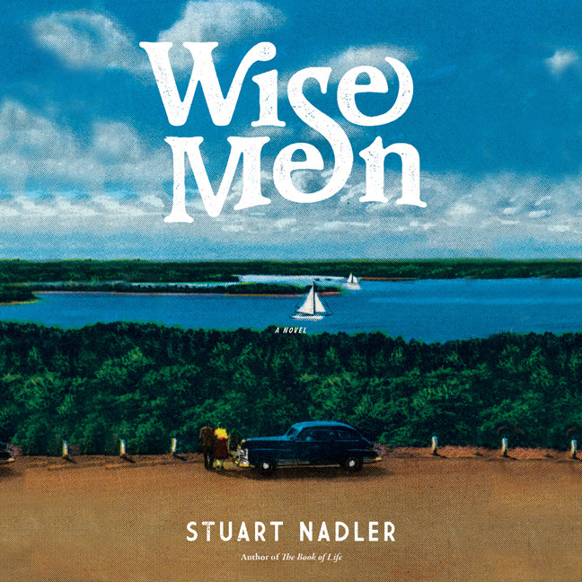 Printable Wise Men: A Novel Audiobook Cover Art