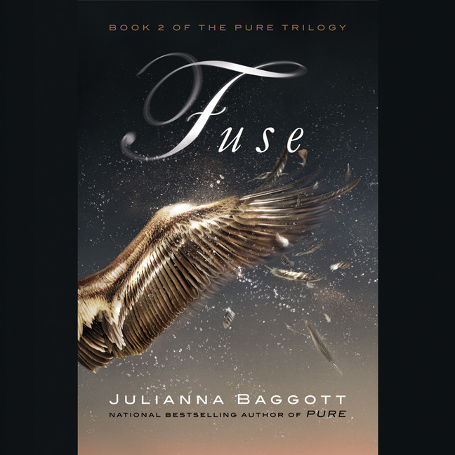 Printable Fuse Audiobook Cover Art