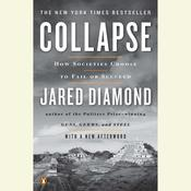 Collapse Audiobook, by Jared Diamond