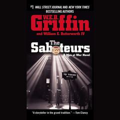 The Saboteurs Audiobook, by W. E. B. Griffin, William E. Butterworth