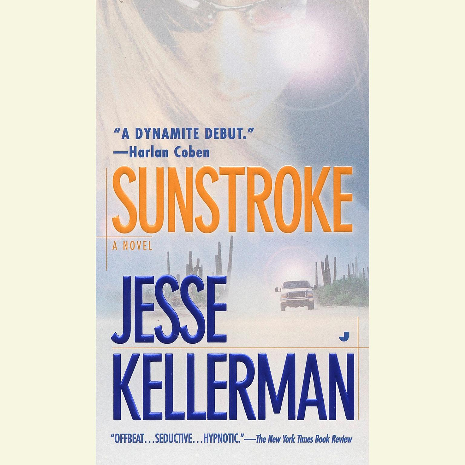 Printable Sunstroke Audiobook Cover Art