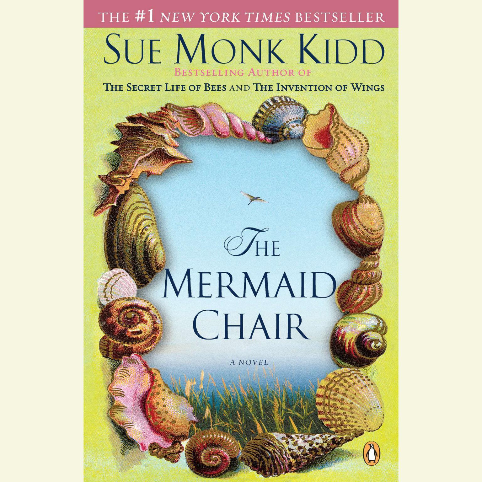 Printable The Mermaid Chair Audiobook Cover Art
