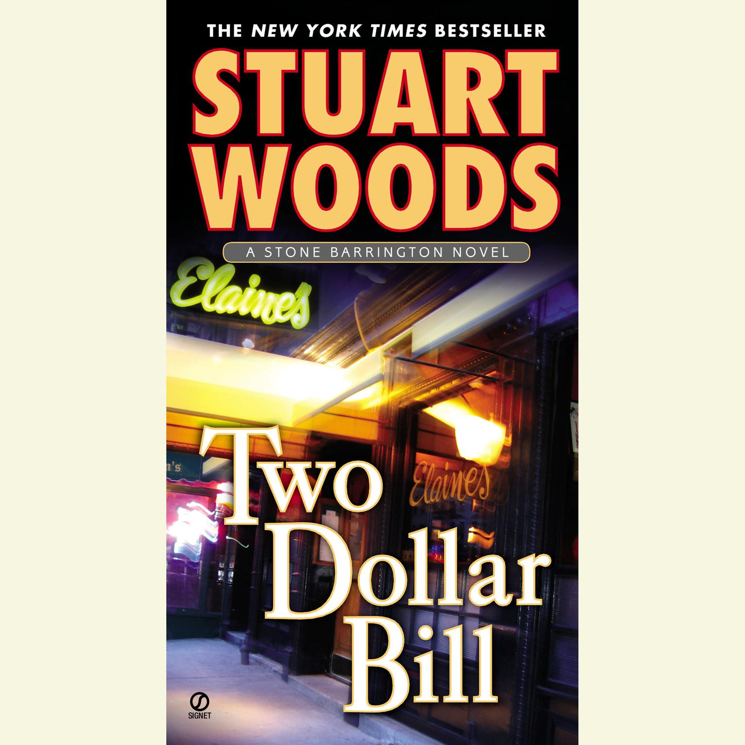 Printable Two-Dollar Bill Audiobook Cover Art