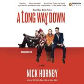 A Long Way Down Audiobook, by Nick Hornby
