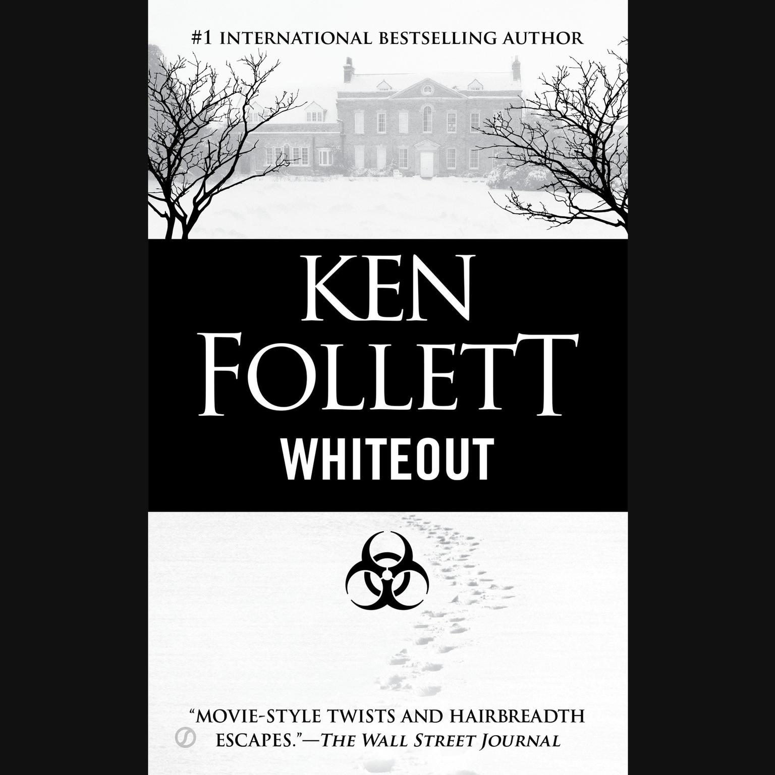 Printable Whiteout Audiobook Cover Art