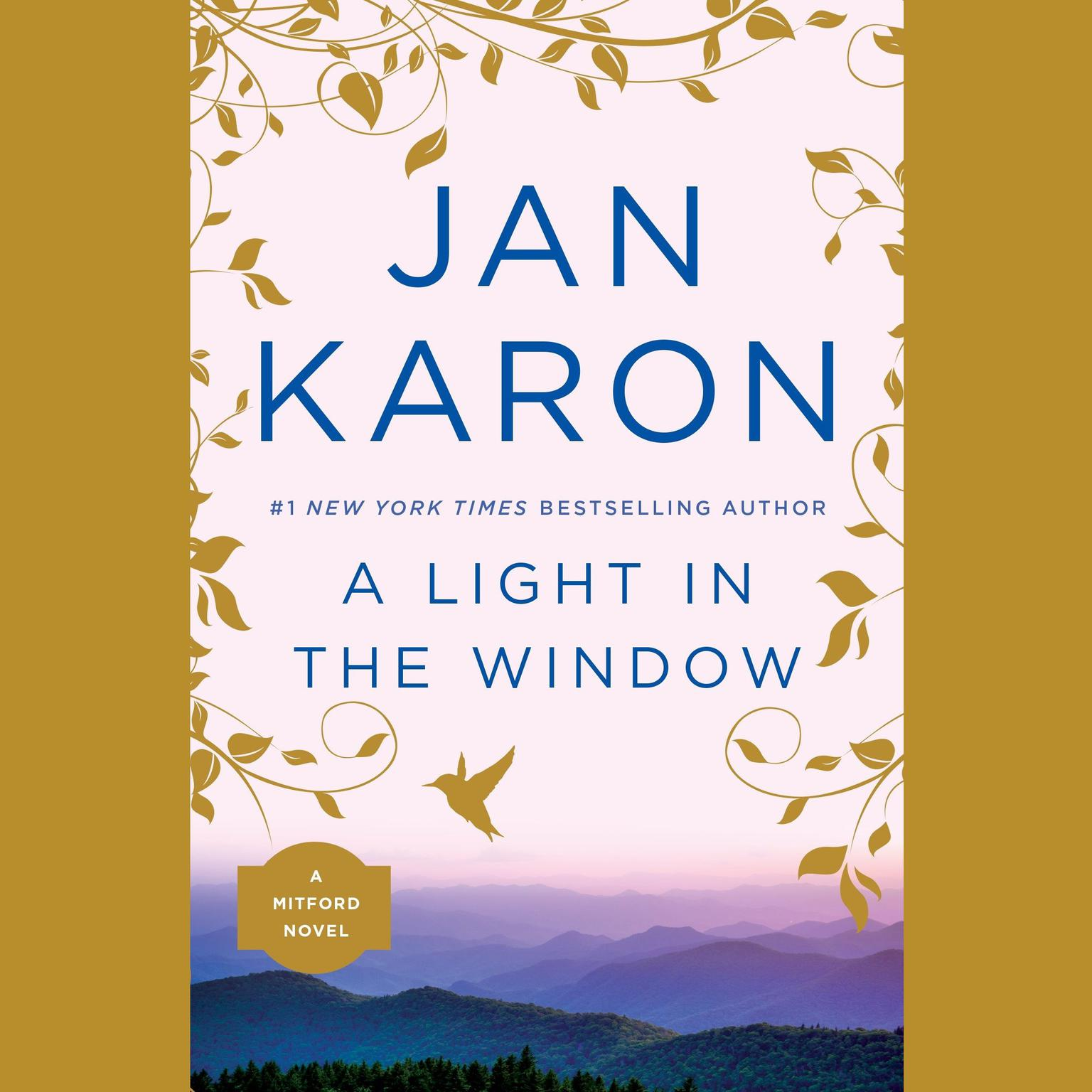 Printable A Light in the Window Audiobook Cover Art