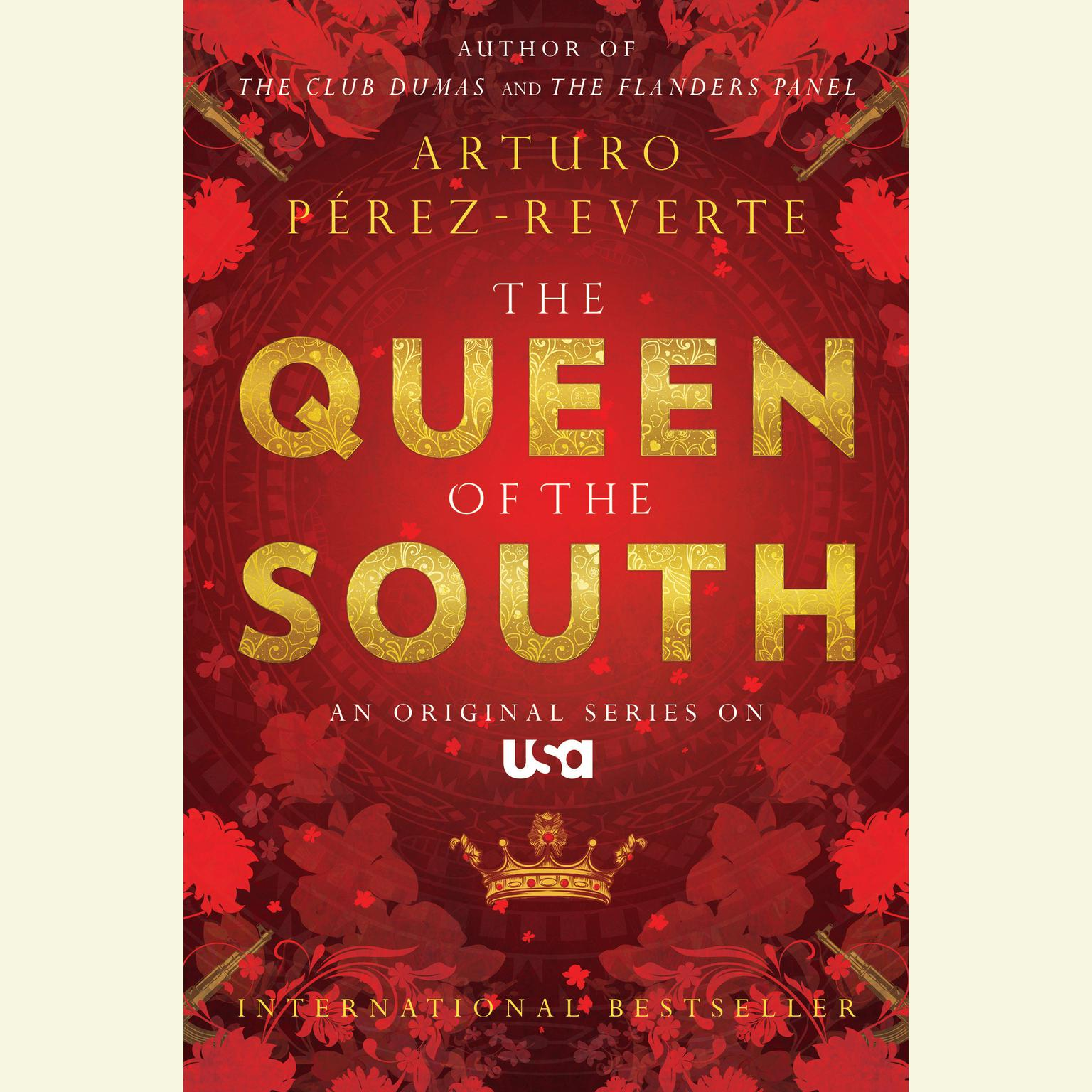 Printable Queen of the South Audiobook Cover Art