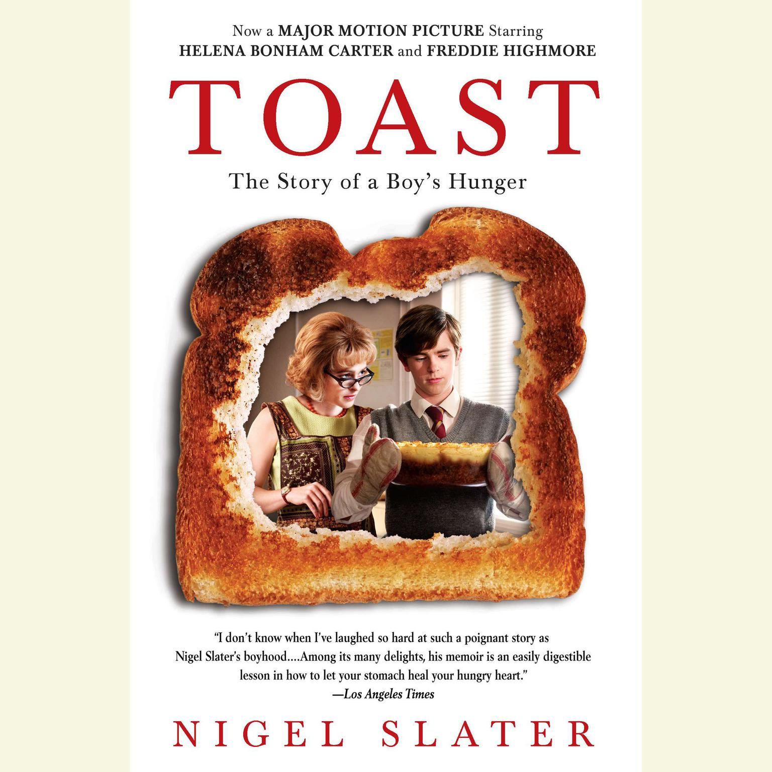 Printable Toast: The Story of a Boy's Hunger Audiobook Cover Art