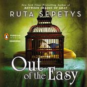 Out of the Easy Audiobook, by Ruta Sepetys