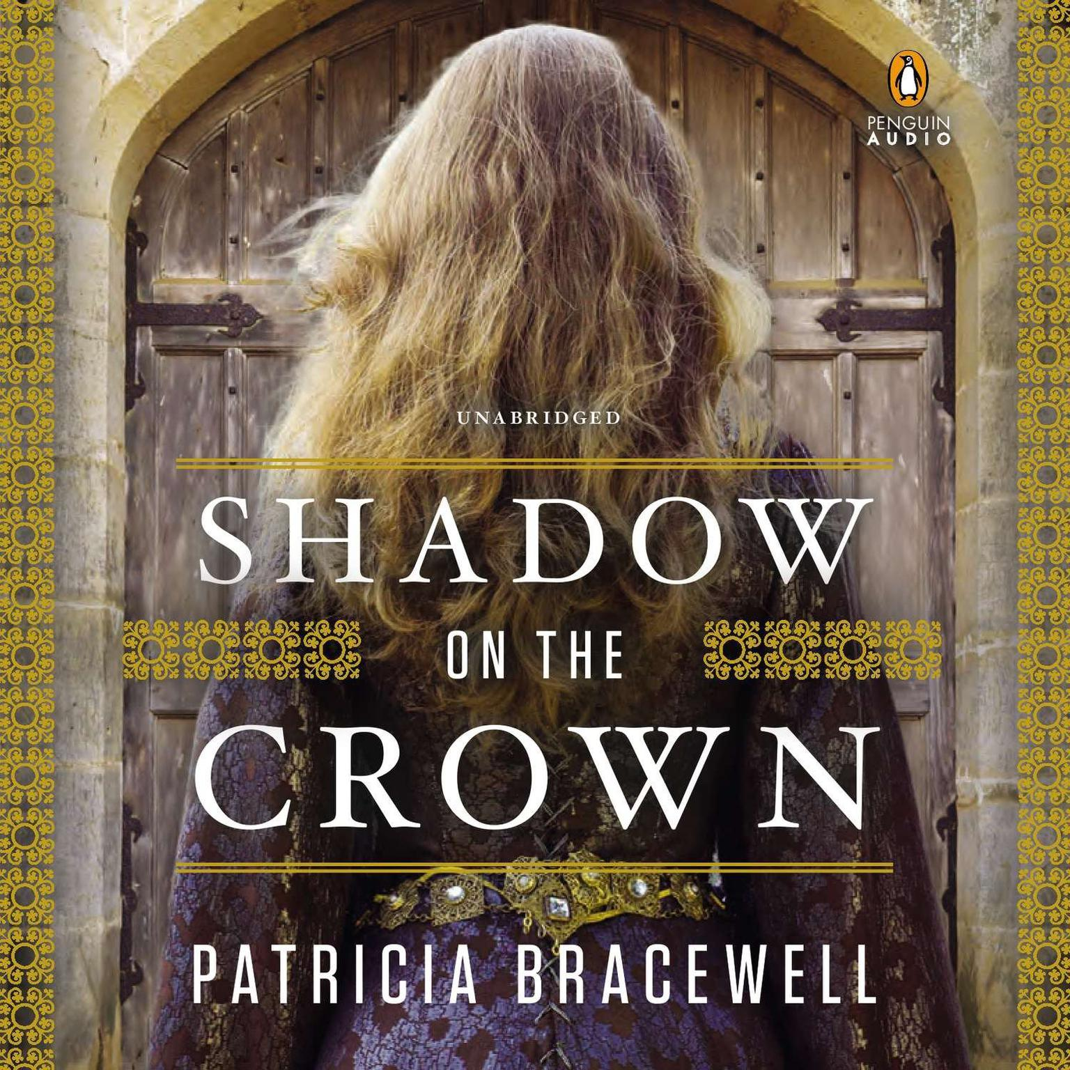 Printable Shadow on the Crown: A Novel Audiobook Cover Art