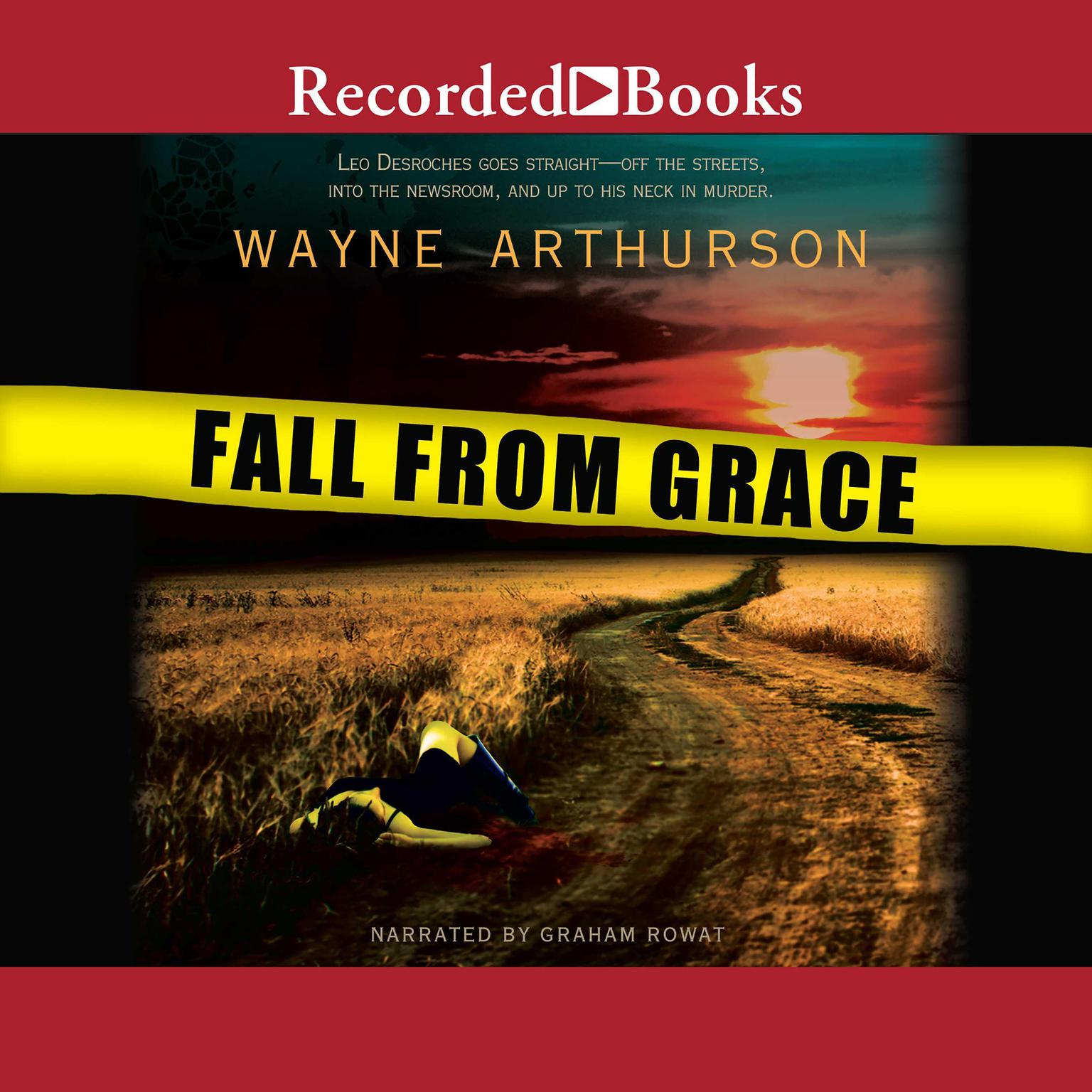 Printable Fall From Grace Audiobook Cover Art