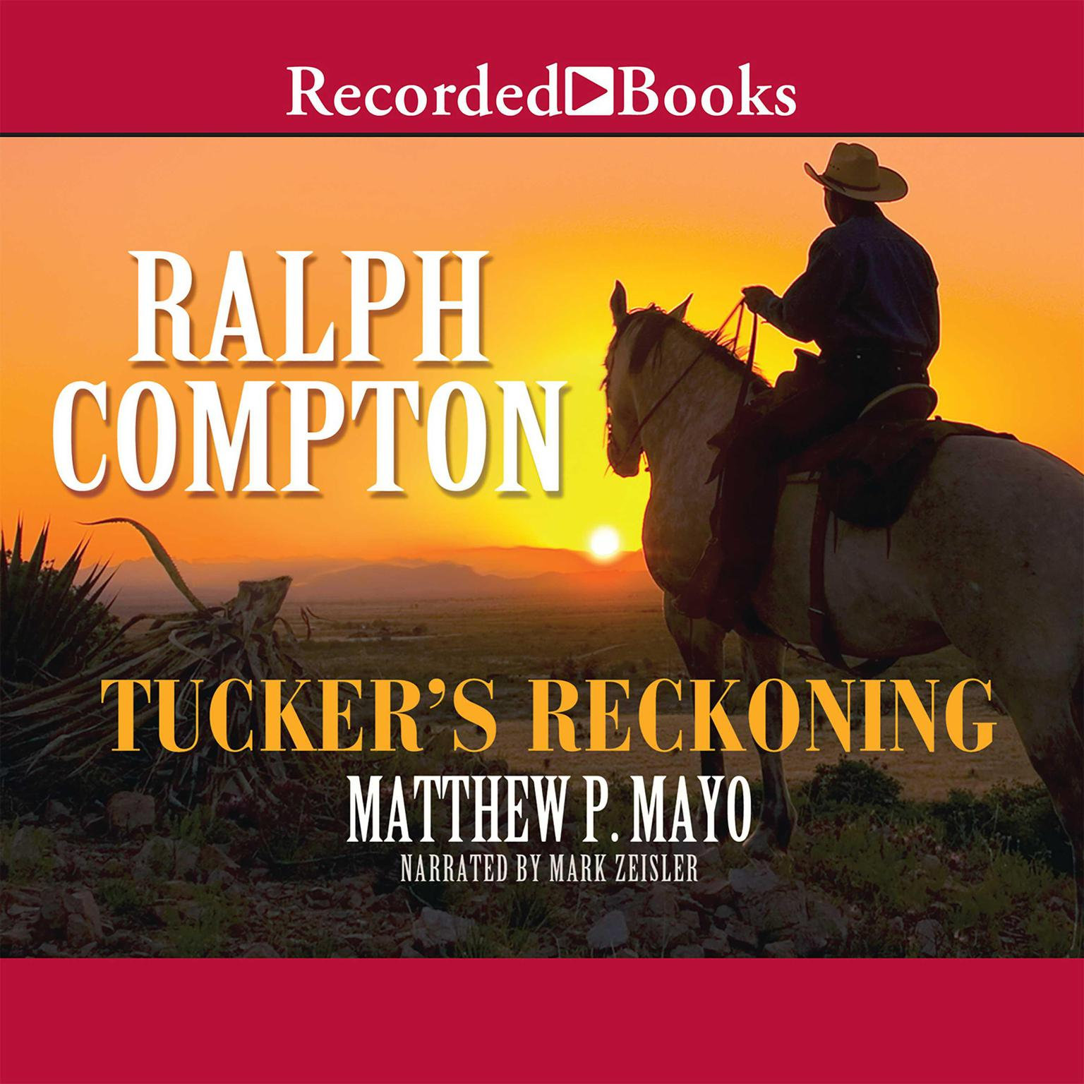 Printable Tucker's Reckoning Audiobook Cover Art