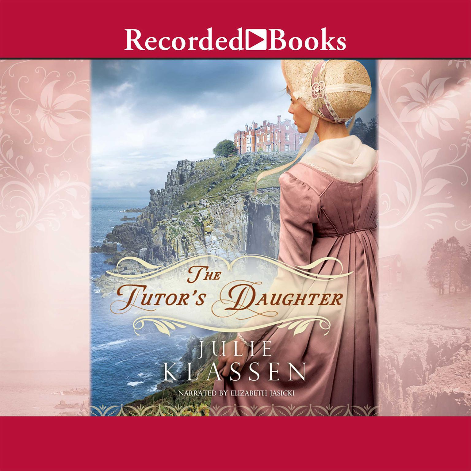 Printable The Tutor's Daughter Audiobook Cover Art