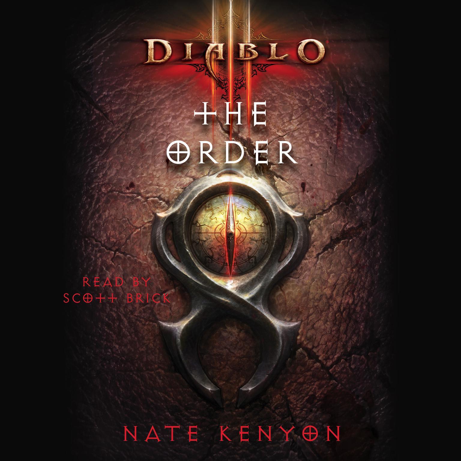 Printable Diablo III: The Order Audiobook Cover Art