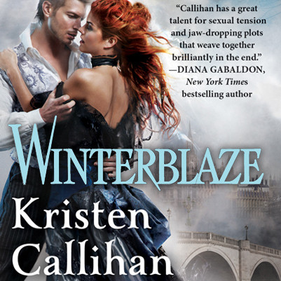 Printable Winterblaze Audiobook Cover Art