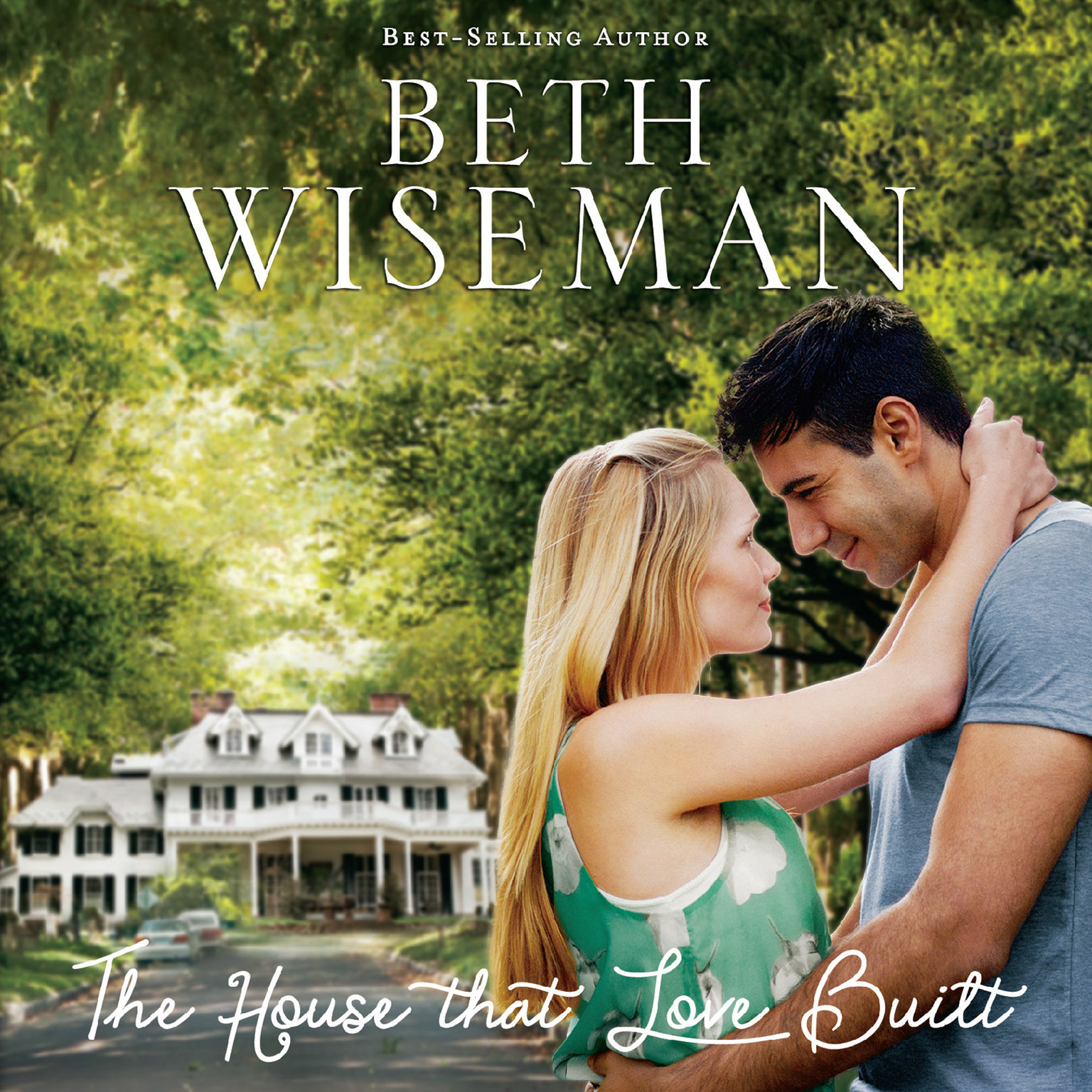 Printable The House that Love Built Audiobook Cover Art