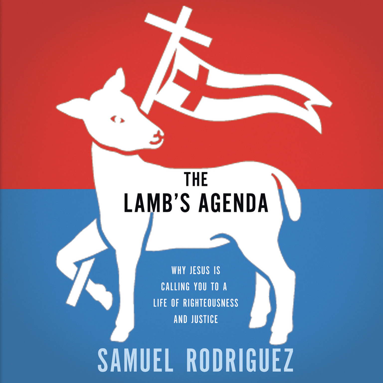 Printable The Lamb's Agenda: Why Jesus Is Calling You to a Life of Righteousness and Justice Audiobook Cover Art