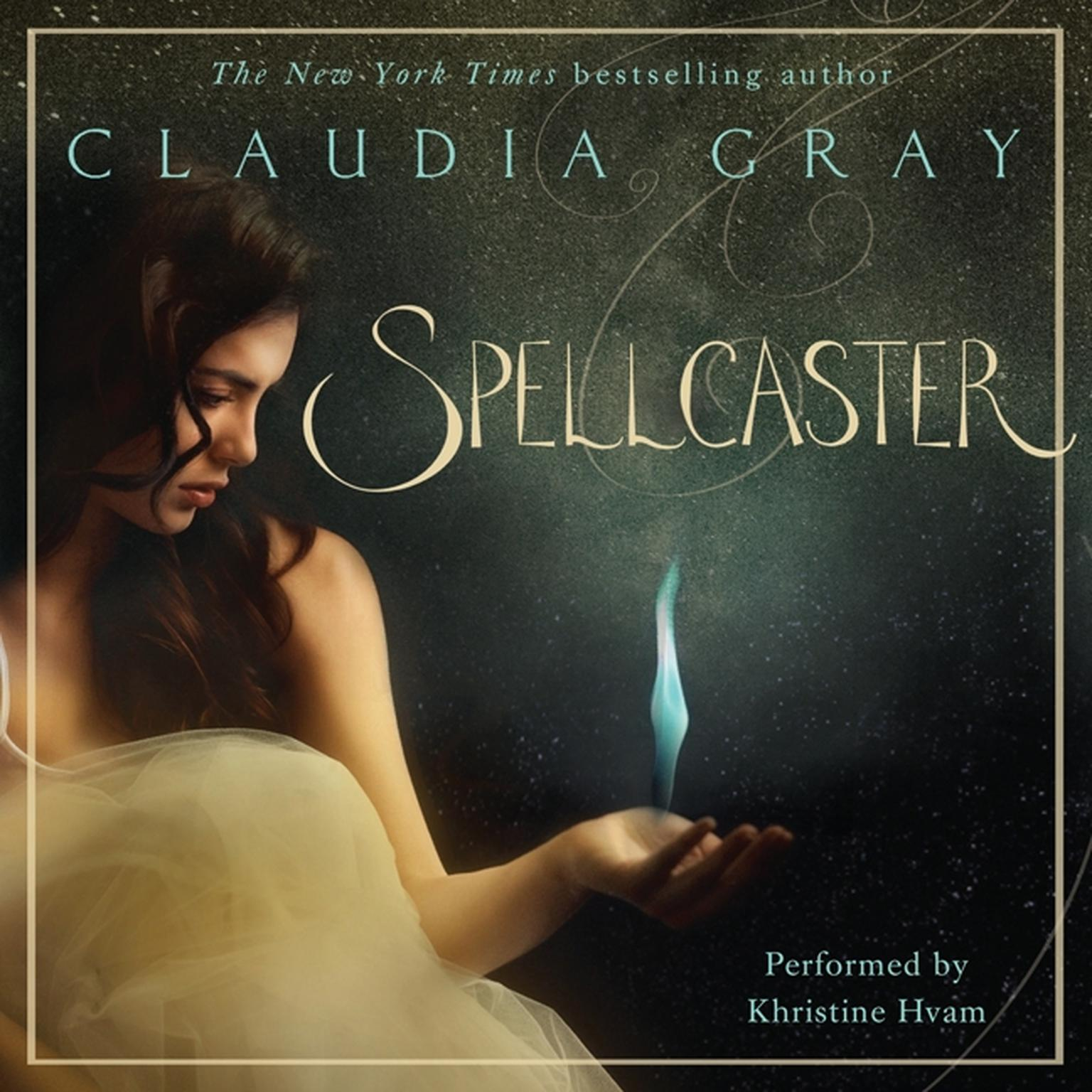 Printable Spellcaster Audiobook Cover Art