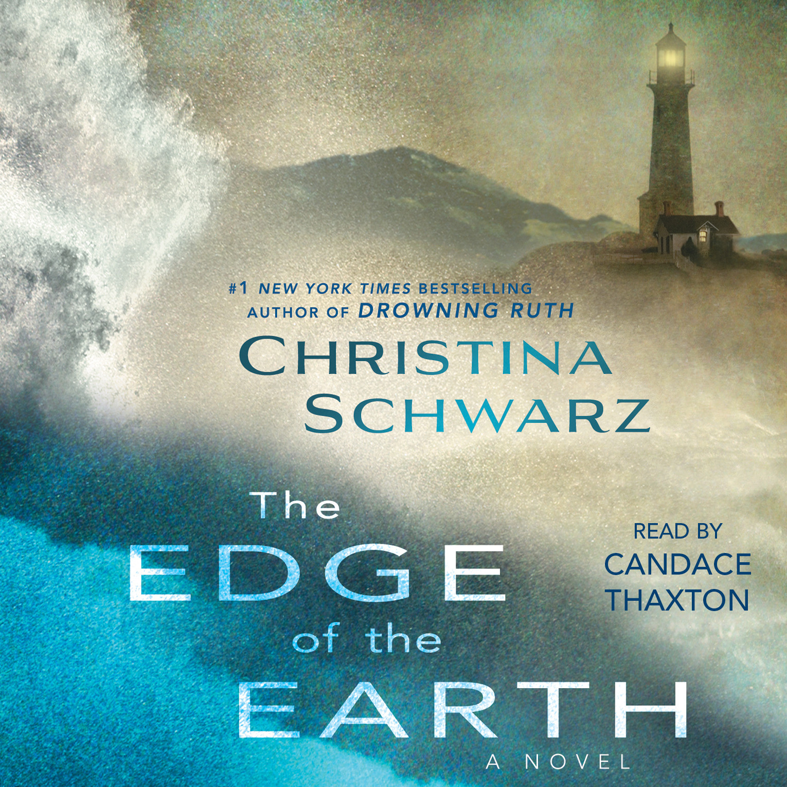 Printable The Edge of the Earth: A Novel Audiobook Cover Art