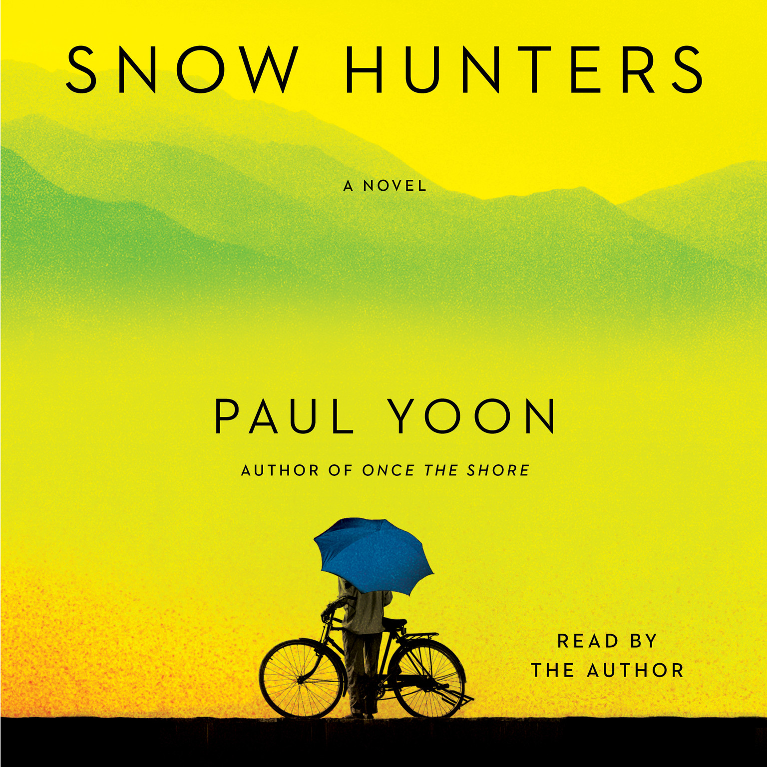 Printable Snow Hunters: A Novel Audiobook Cover Art
