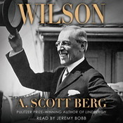 Wilson Audiobook, by A. Scott Berg
