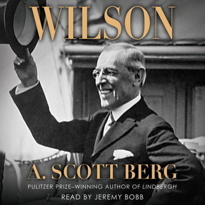 Printable Wilson Audiobook Cover Art