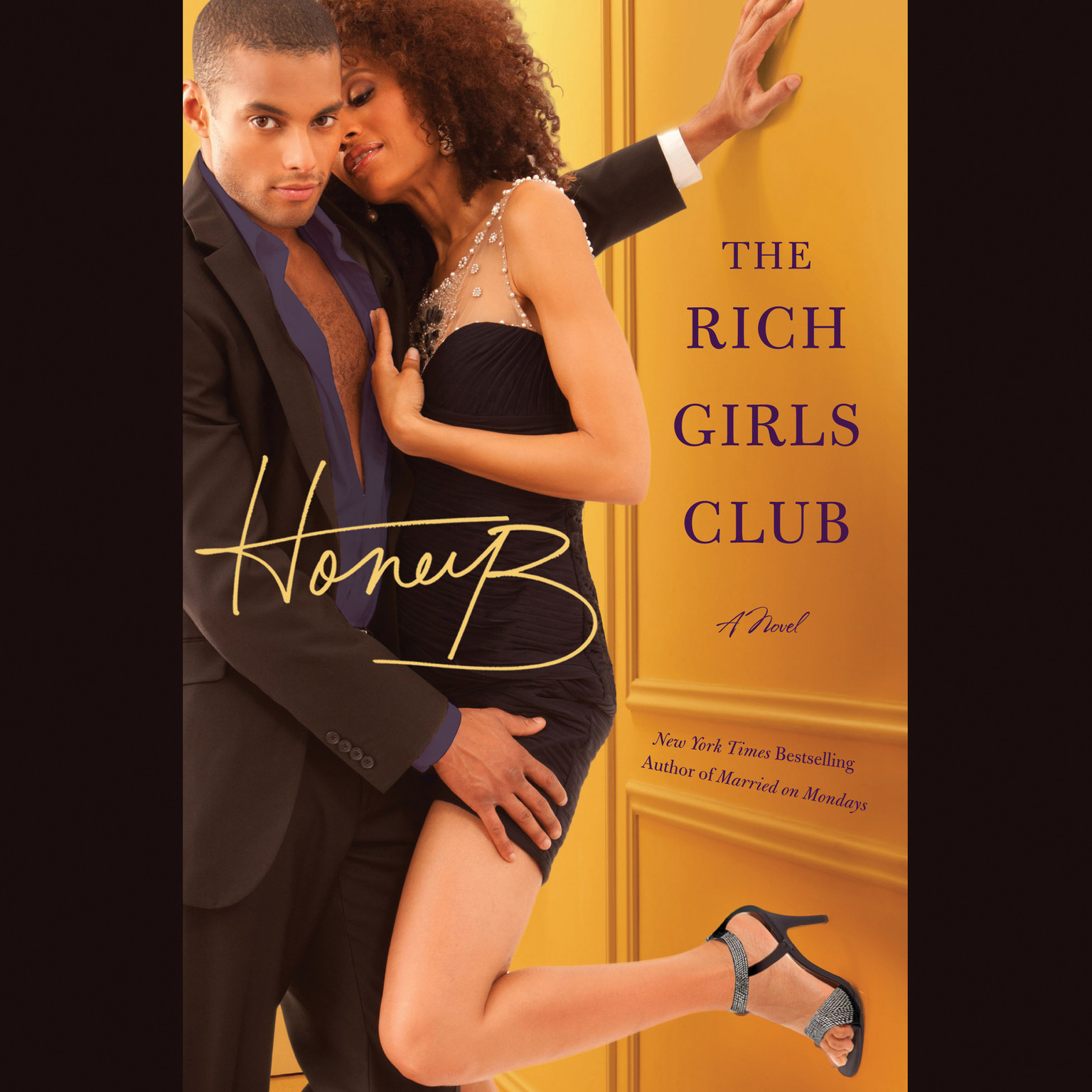 Printable The Rich Girls' Club Audiobook Cover Art