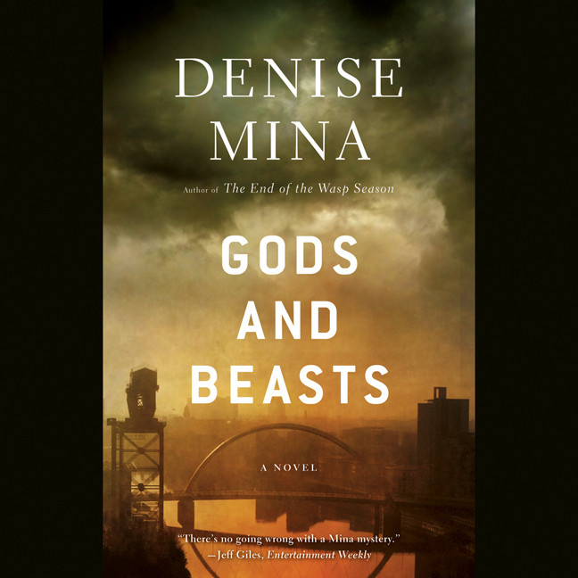 Printable Gods and Beasts: A Novel Audiobook Cover Art