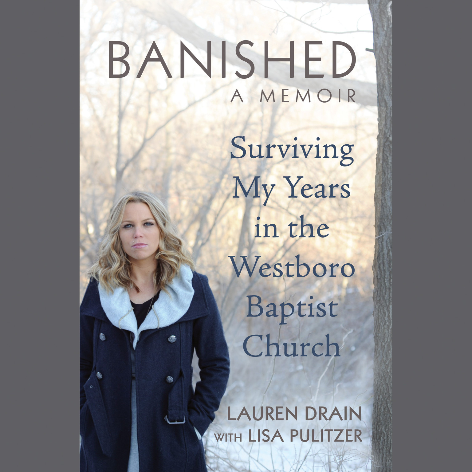 Printable Banished: Surviving My Years in the Westboro Baptist Church Audiobook Cover Art