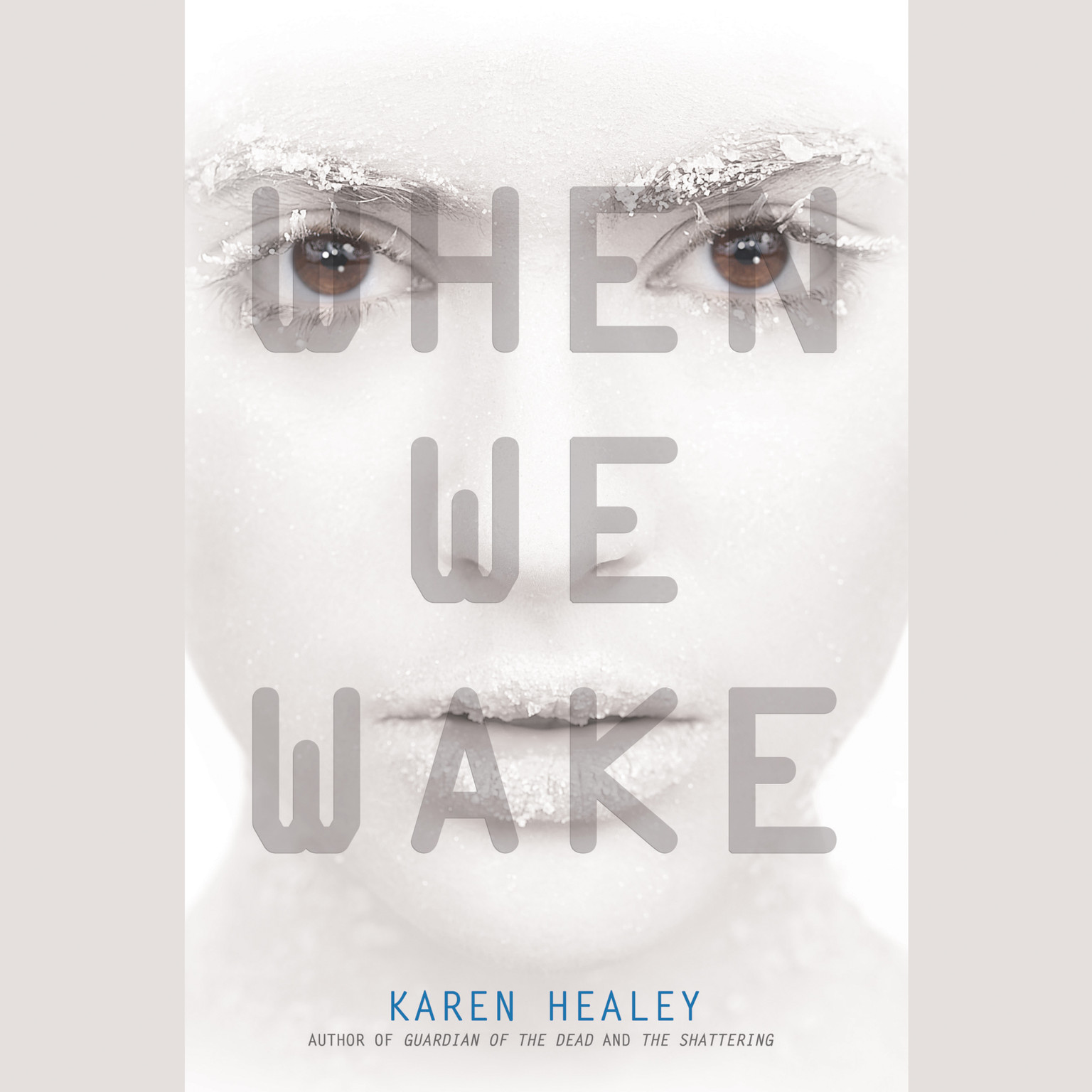 Printable When We Wake Audiobook Cover Art