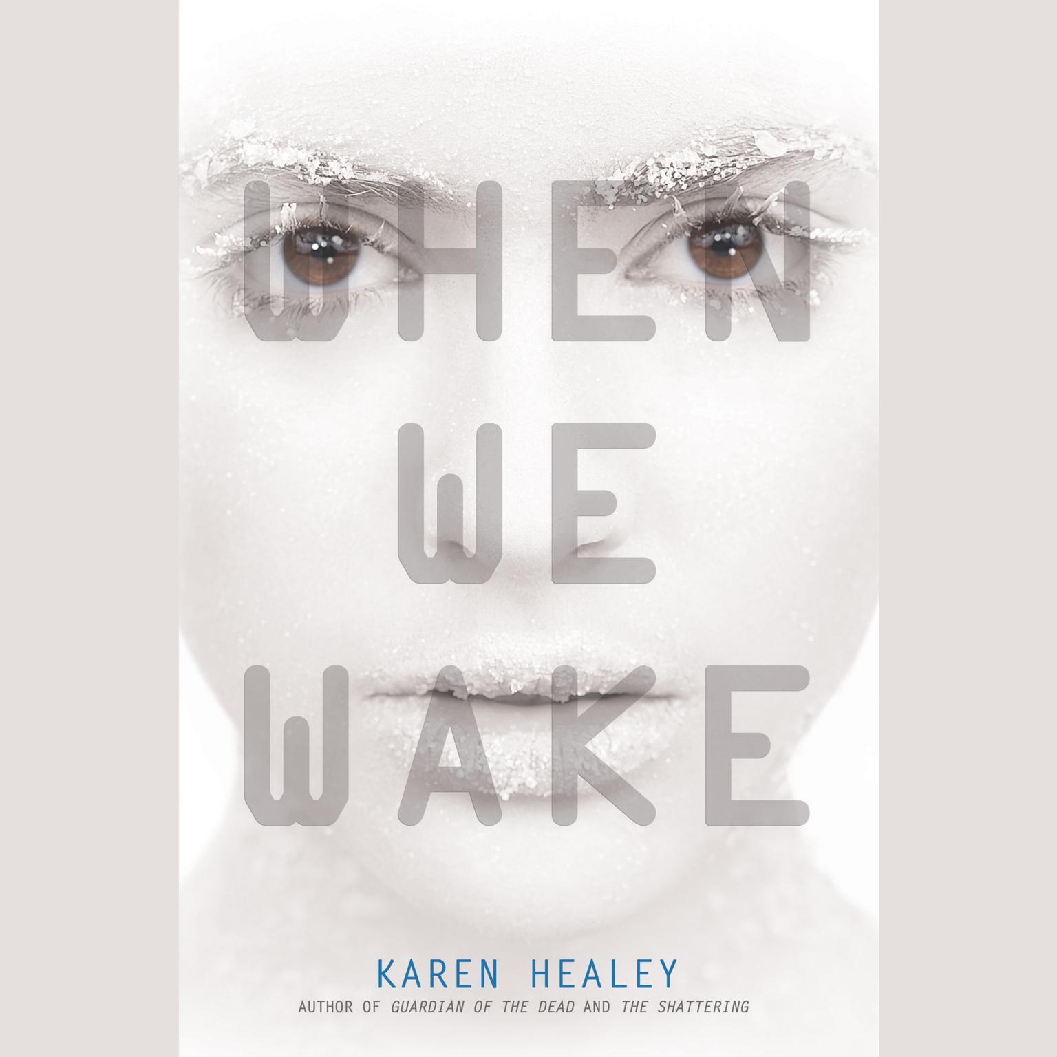 Printable When We Wake Audiobook Cover Art